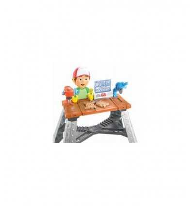 Manny Super arbetsbänken V3883 Fisher Price- Futurartshop.com