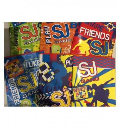 Taschenbuch junge Sj gang sieben Rigo Q 501001603Q Seven- Futurartshop.com