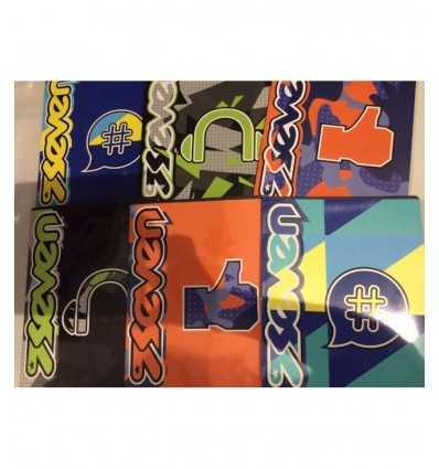 quadernone seven boy rigo Q 501001632Q Seven-Futurartshop.com