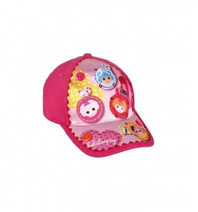 LALALOOPSY Cappello con visiera (T 52 54 Assortiti fucsia rosa) 2201-591 2201591 Cerdà- Futurartshop.com