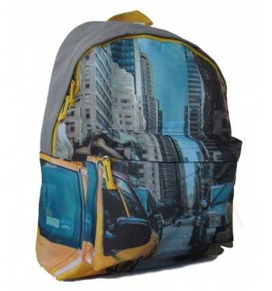 American Photo backpack comix traffic full tilt 54867/3 Panini- Futurartshop.com