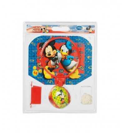 Giochi Preziosi Mickey Mouse Basket con palla morbida HDG84105 HDG84105 Giochi Preziosi- Futurartshop.com