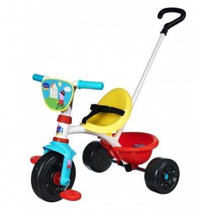 Peppa Pig Trike 7600444197 7600444197 Simba Toys- Futurartshop.com