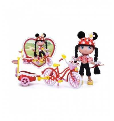 Berühmten I Love Minnie 700009051 Bike 700009051 Famosa- Futurartshop.com