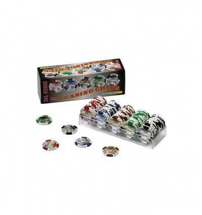 100 fichas valor 500 20 02580 Dal Negro- Futurartshop.com