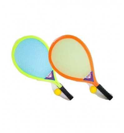 Beach-Tennis-Giganten mit networking 391793 Grandi giochi- Futurartshop.com