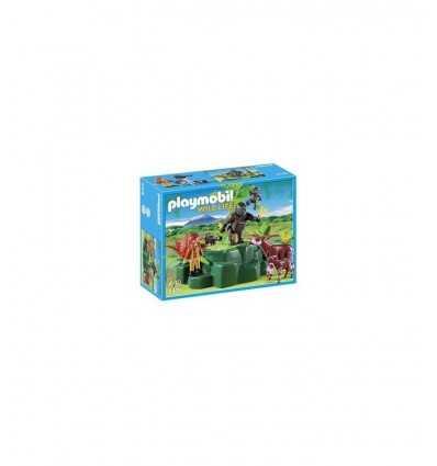 Playmobil 5415 - Gorilla e Okapi Sulla Collina 5415 Playmobil-Futurartshop.com