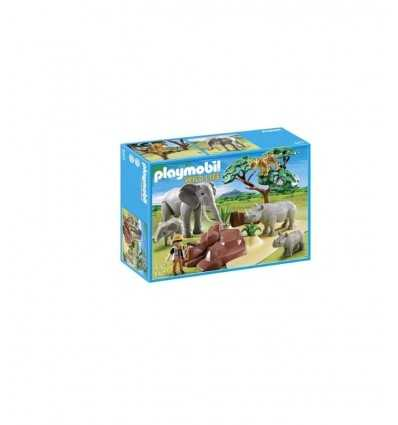 Playmobil 5417 - Animali della Savana Africana 5417 Playmobil- Futurartshop.com