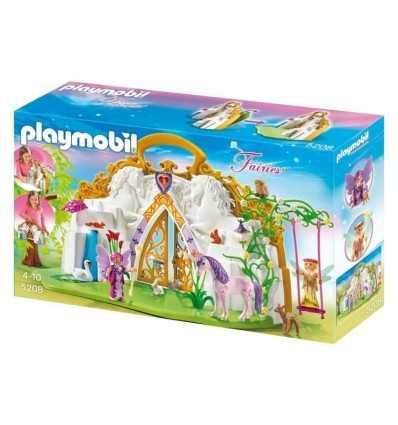 Playmobil 5208 - Regno Fatato nella Valigetta degli Unicorni 5208 Playmobil- Futurartshop.com