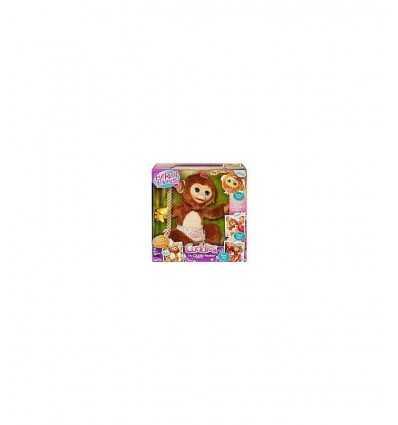Hasbro Cuddles la mia vera scimmietta interattiva A1650E240 A1650E240 Hasbro- Futurartshop.com