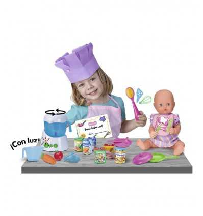 Nenuco baby chef 700012386 Famosa- Futurartshop.com