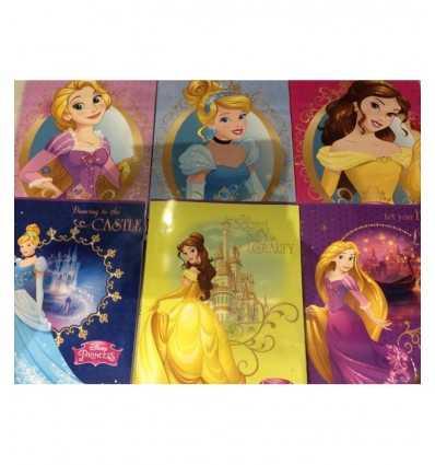 Pocket Book disney princess rigo q 5B9001602Q Seven- Futurartshop.com