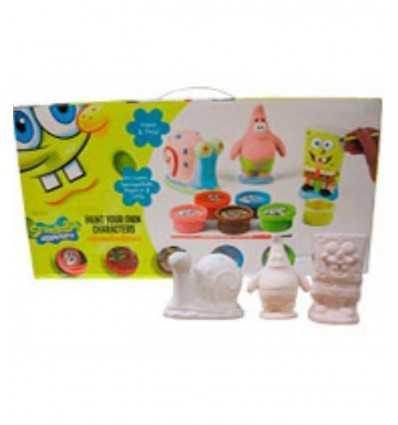 Personaggi da dipingere Spongebob 238752 238752 Grandi giochi- Futurartshop.com