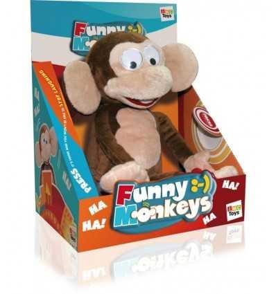 Fufris-laughing monkey 93980IM IMC Toys- Futurartshop.com