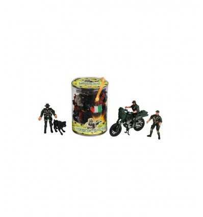 Большие игры GG21001-45 солдат частей ведро GG21001 Grandi giochi- Futurartshop.com