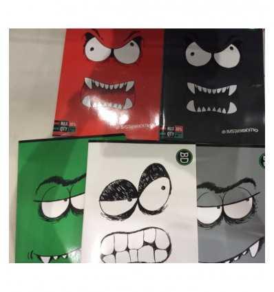 Libro de bolsillo de 5 mm en el rostro Tom Anderson rigo 5840016345M Seven- Futurartshop.com