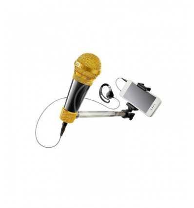 Selfie svart mikrofon 95274IM IMC Toys- Futurartshop.com