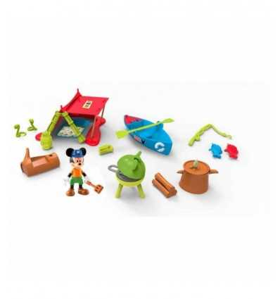 Camping set with character Mickey Mouse 182042MM1 IMC Toys- Futurartshop.com