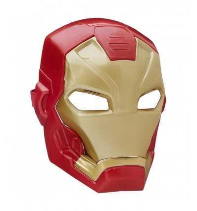 maschera elettronica iron man B5784EU40 Hasbro-Futurartshop.com