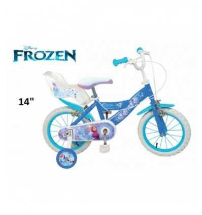 Bicicleta (frozen) 14 0005002 - Futurartshop.com