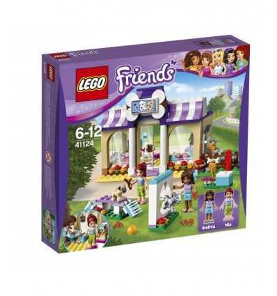 Il salone dei cuccioli di heartlake 41124 Lego-Futurartshop.com