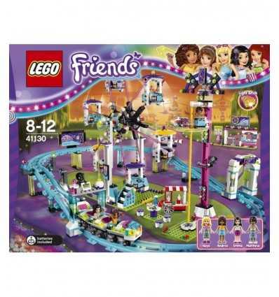 park rozrywki roller coaster 41130 Lego- Futurartshop.com