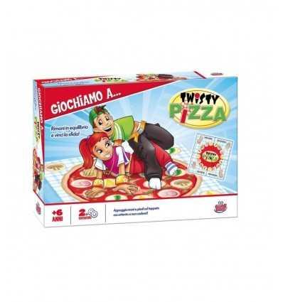 Grandi Giochi GG90020 - Gioco Twisty Pizza GG90020 Grandi giochi-Futurartshop.com
