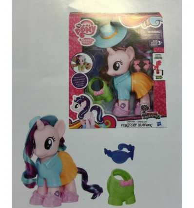 Ma lueur Little Pony fashion poneys Starlight B5364EU40/B7302 Hasbro- Futurartshop.com