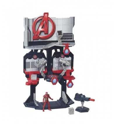 Playset Face Off-Iron man B5770EU40/B6740 Hasbro-Futurartshop.com