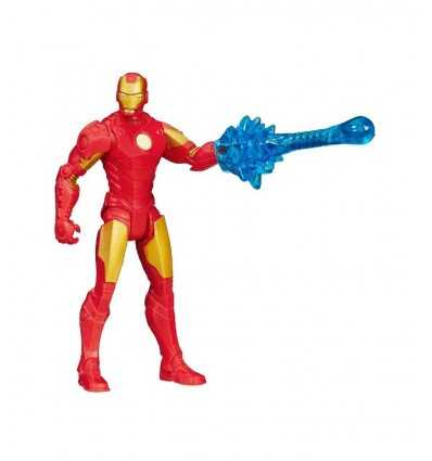 Personaggio 10 centimetri star-iron man B6295EU40/B6615 Hasbro-Futurartshop.com