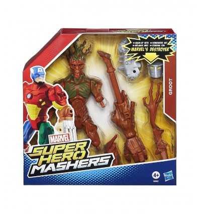 Character hero mashers-groot A6833EU42/B0882 Hasbro- Futurartshop.com
