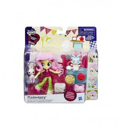 Min lilla ponny docka fluttershy B4909EU40/B6358 Hasbro- Futurartshop.com