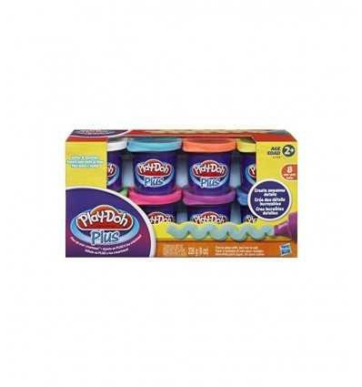 Play-Doh empaque 8 frascos A1206EU40 Hasbro- Futurartshop.com