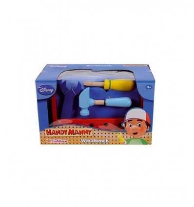 Eichhorn, 100004703-Handy Manny work bench with gear box 100004703 Grandi giochi- Futurartshop.com