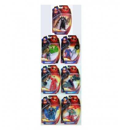 Mattel-Superman-7 Basiszeichen Modelle Arsch Y0791 Y0791 Mattel- Futurartshop.com