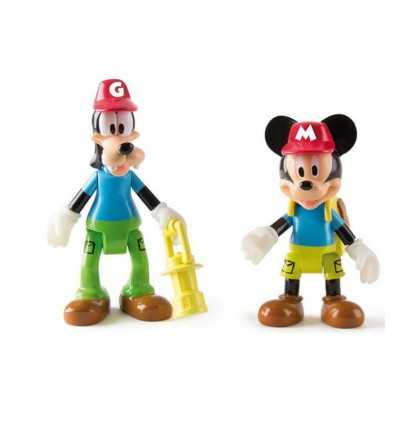 Mickey and Pluto 181878MM1 IMC Toys- Futurartshop.com