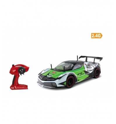 radio-controlled car racing 1:10 racing 2.4 ghz 2-skunk QY1853A Prismalia- Futurartshop.com