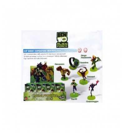 ben10 mini personaggio barattolo Giochi Preziosi-Futurartshop.com