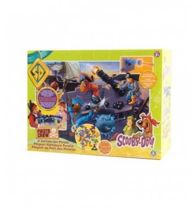 Scooby Doo Piraten Fort 8033836035900 Giochi Preziosi- Futurartshop.com
