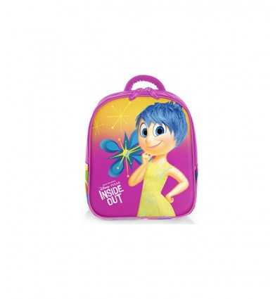 inside out mini school backpack basic joy with gadgets 162953/1 Accademia- Futurartshop.com