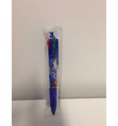 inside out pen shot with 4 colors 162990/2 Accademia- Futurartshop.com