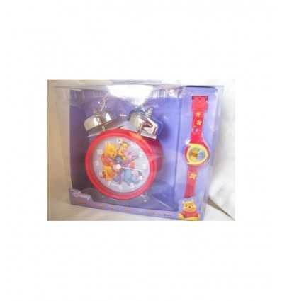 Winnie the Pooh alarm clock ZR23843 more ZR23843 - Futurartshop.com