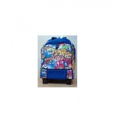 xrolley backpack girl letters girlfriends XR901000/3 Giochi Preziosi- Futurartshop.com