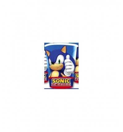 8 bicchieri Sonic CMG194005 CMG194005 Como Giochi - Futurartshop.com