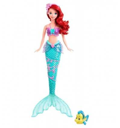Mattel X9396 - Disney Princess Ariel Sirena da Favola X9396 Mattel- Futurartshop.com