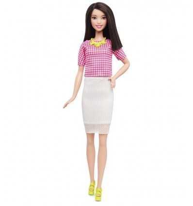 Barbie Fashionistas Freunde mit weißen Rock DGY54/DMF32 Mattel- Futurartshop.com