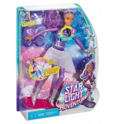 Barbie sally stellar adventure with skateboard DLT23-0 Mattel- Futurartshop.com