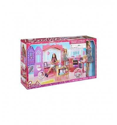 Paquete de Barbie glam casa CFB65-1 Mattel- Futurartshop.com