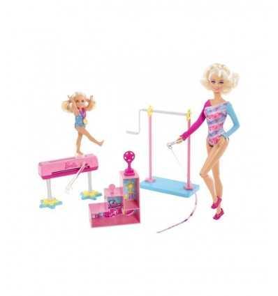 Mattel Barbie gimnastyki artystycznej Y7381 nauczyciela Y7381 Mattel- Futurartshop.com