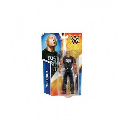 Wrestling character-the rock 56 P9562/CJC55 Mattel- Futurartshop.com